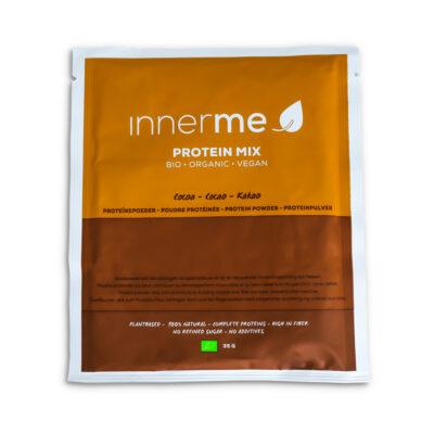 Mix Proteína Cacau Innerme - saquetas de 35 g