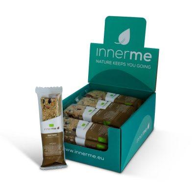 Barra Aveia - Nuts & Seeds Bio Innerme (20x40g)
