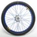 Roda aros azul
