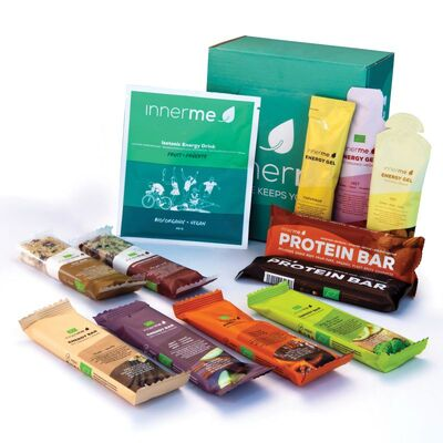 Healthy Sports Box Innerme Moonsport - Bio, Vegetal e 100% Natural